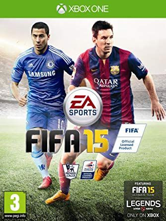 FIFA 15 CZ Xbox One