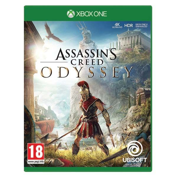 Assassins Creed Odyssey CZ Xbox One