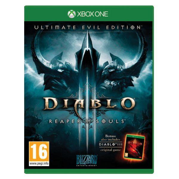 Diablo 3 Reaper of Souls (Ultimate Evil Edition) Xbox One