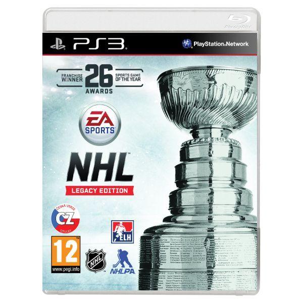 NHL Legacy Edition CZ PS3