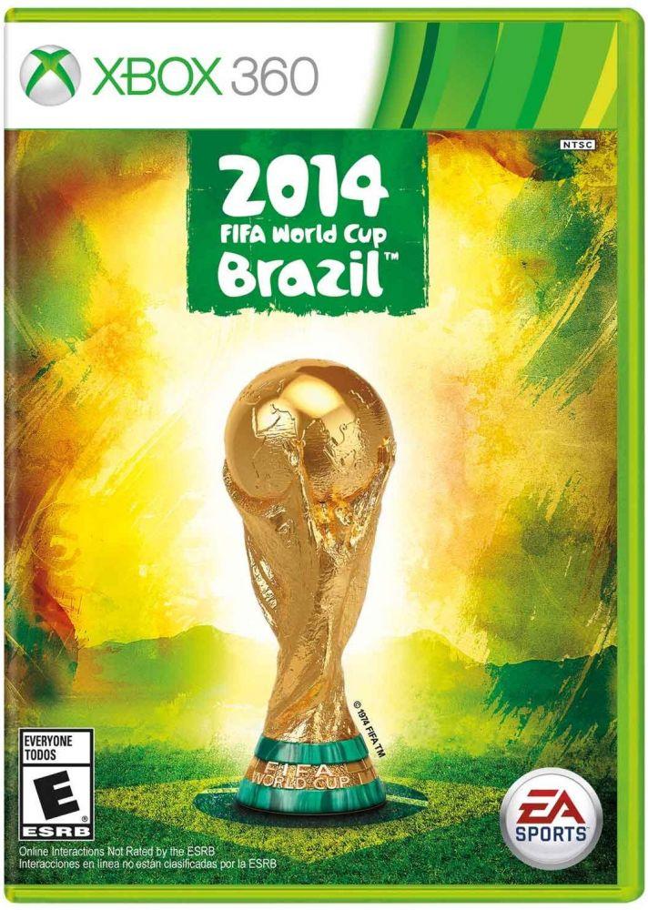 FIFA World Cup 2014 Xbox 360