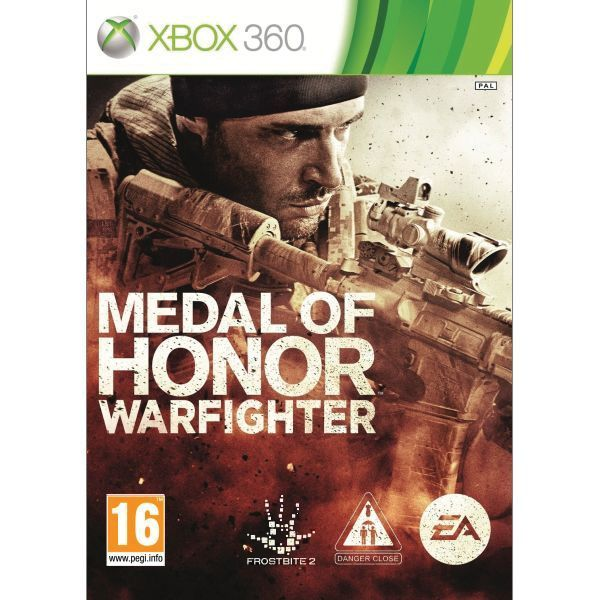 Medal of Honor Warfighter CZ Xbox 360