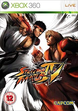 Street Fighter 4 Xbox 360