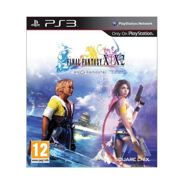 Final Fantasy X X2 HD Remaster PS3