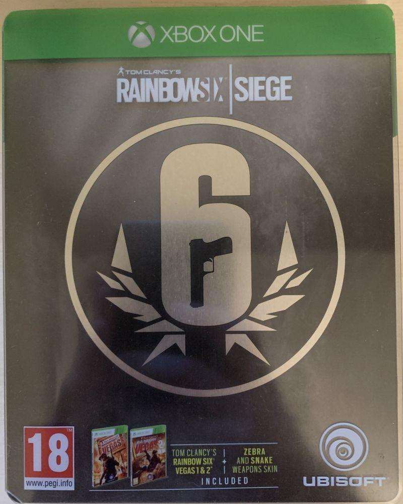 Tom Clancys Rainbow Six Siege Special Edition Xbox One