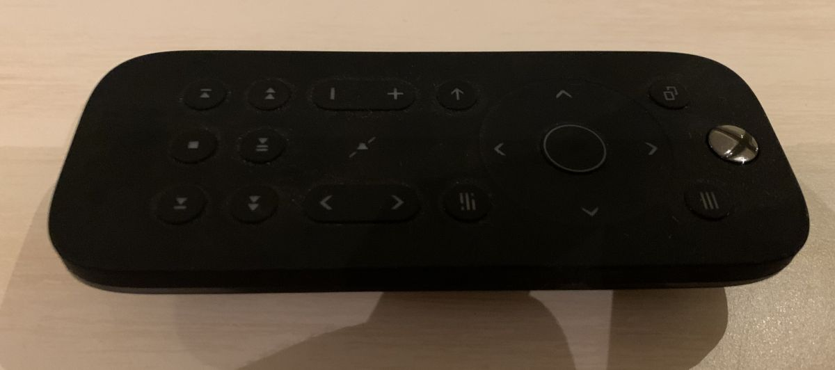 Media Remote Microsoft Xbox One