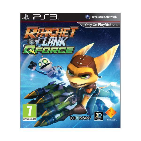 Ratchet & Clank Qforce PS3