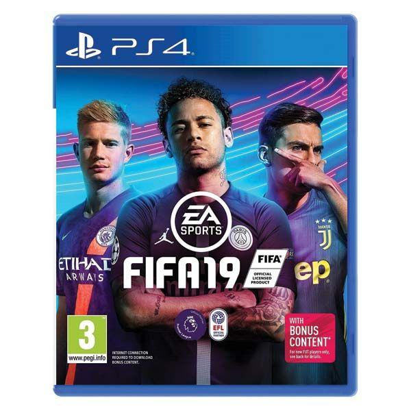 FIFA 19 CZ PS4