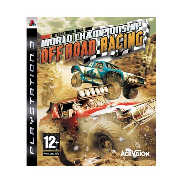Score International Baja 1000 World Championship Off Road Racing PS3