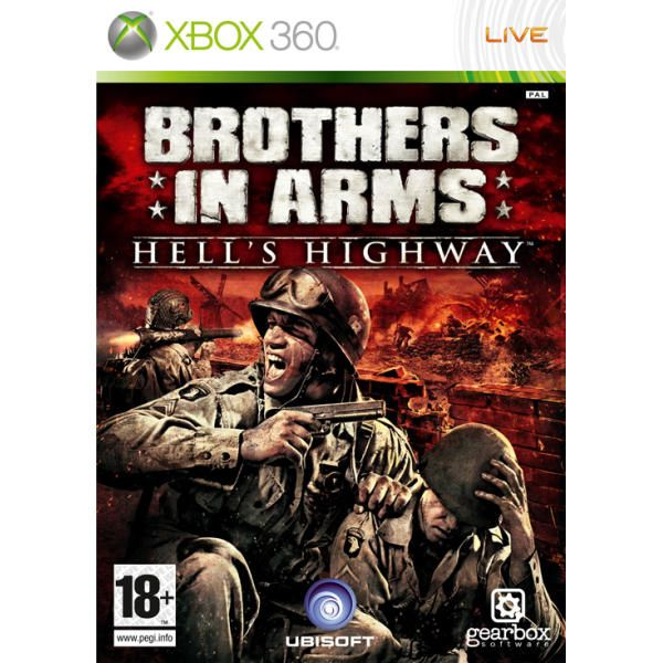 Brothers In Arms Hells Highway Xbox 360