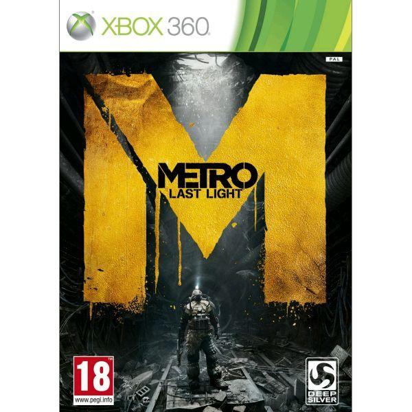 Metro Last Light CZ Xbox 360