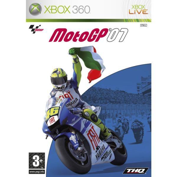 MotoGP 07 Xbox 360