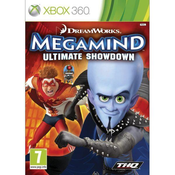 Megamind Ultimate Showdown Xbox 360