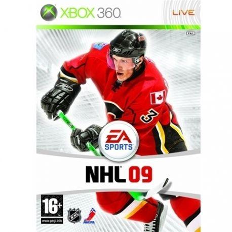 NHL 09 CZ Xbox 360