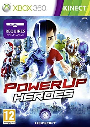 PowerUp Heroes Xbox 360