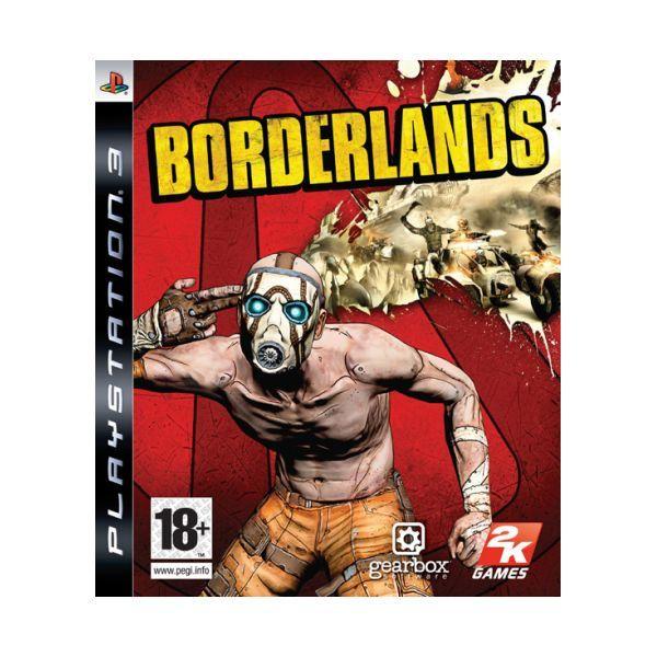 Borderlands PS3
