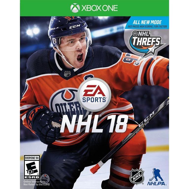 NHL 18 CZ Xbox One