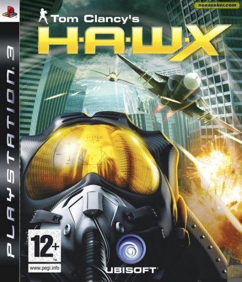 Tom Clancys H.A.W.X PS3