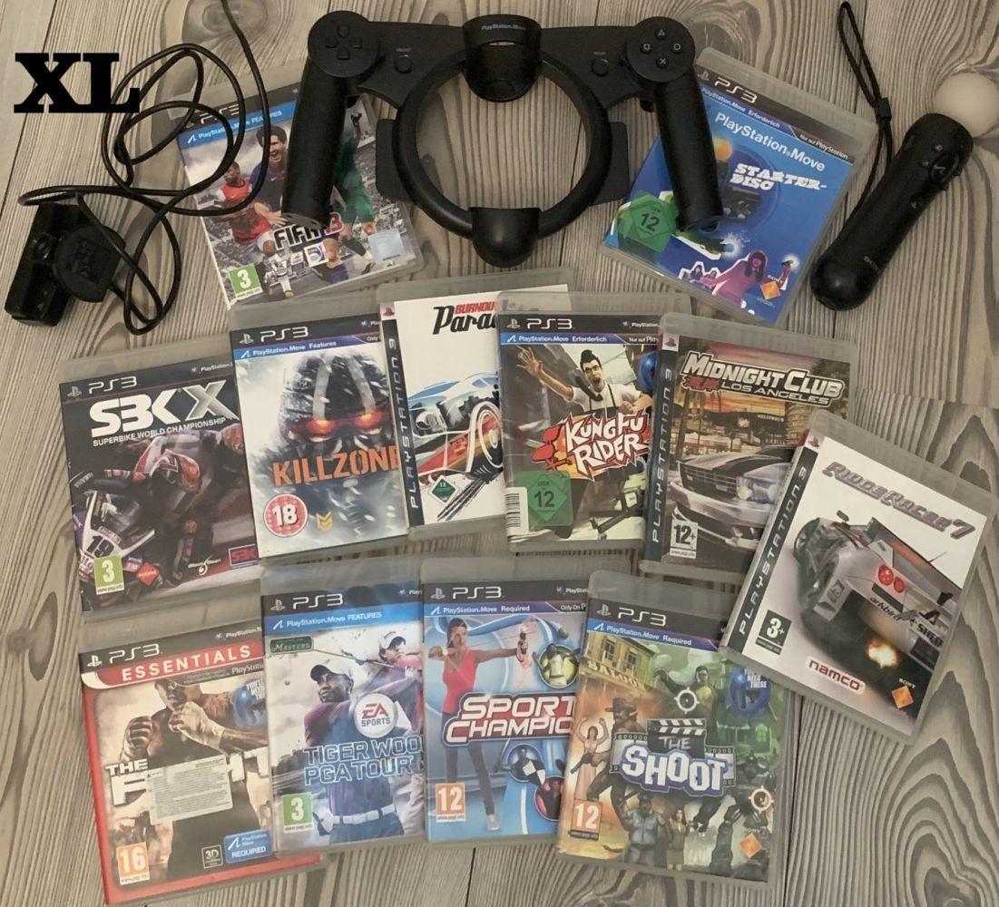 PS3 move balik XL