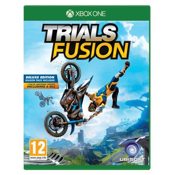 Trials Fusion Deluxe Edition Xbox One