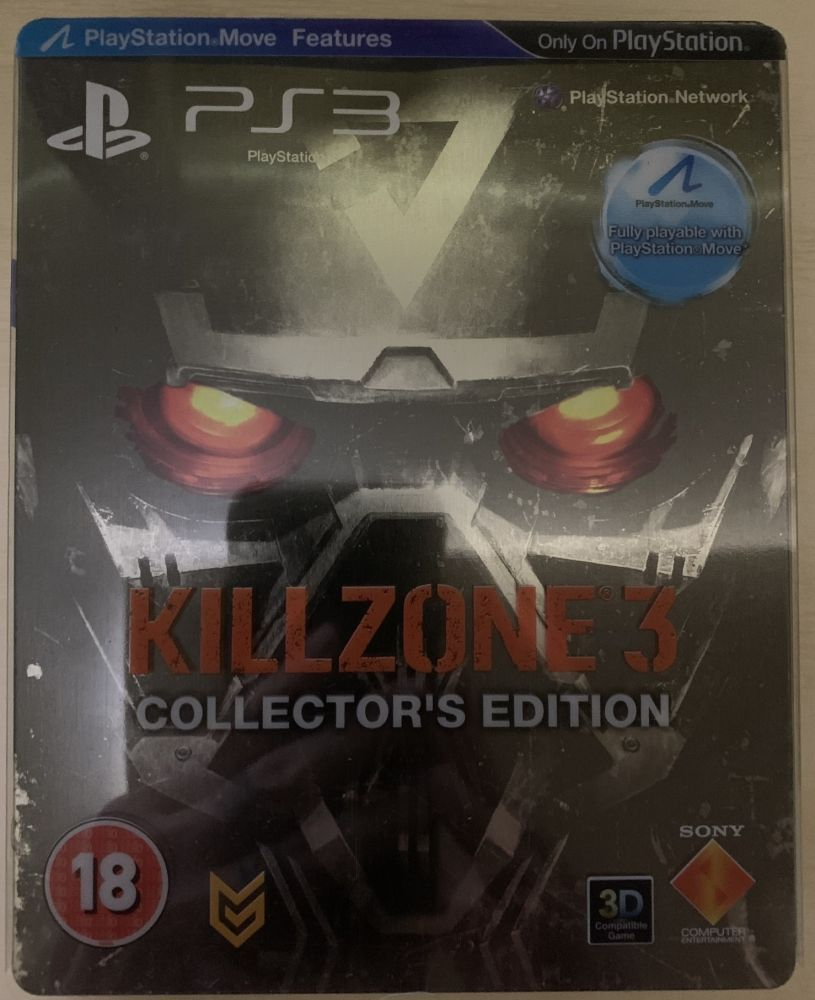 Killzone 3 Special Edition PS3