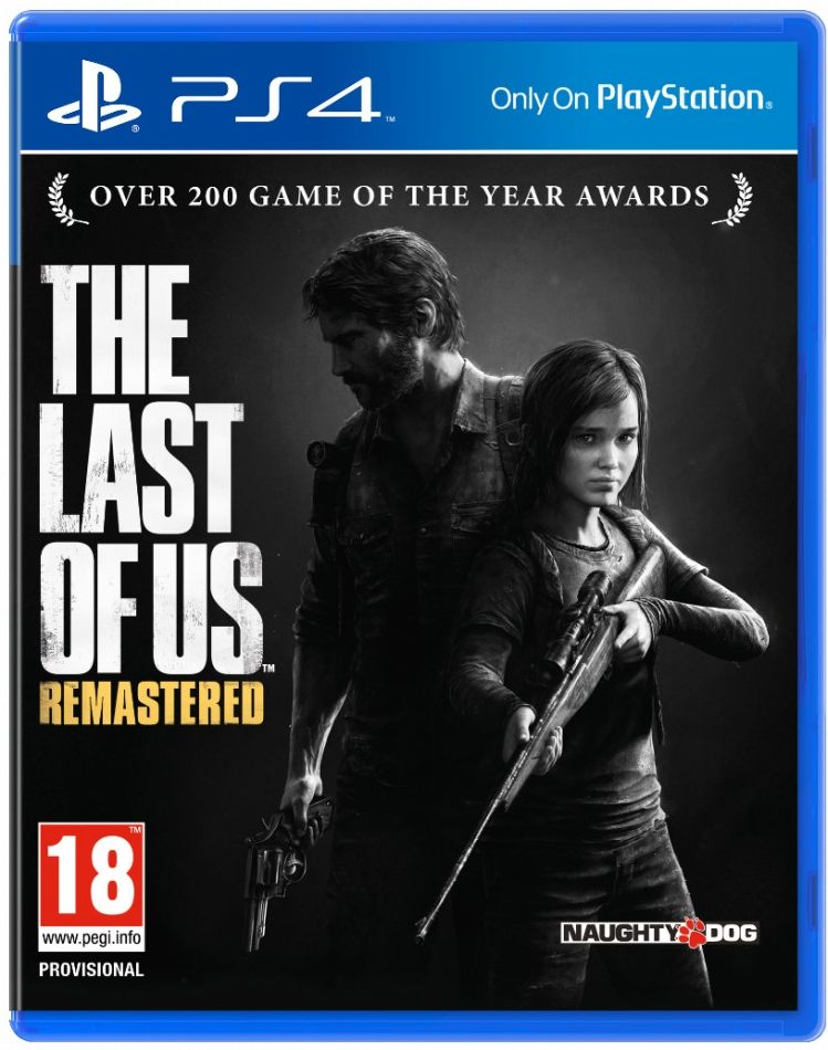 The Last of Us Remastered CZ PS4