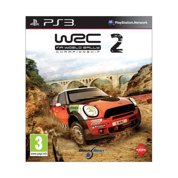 WRC 2 FIA World Rally Championship PS3