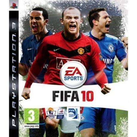 FIFA 10 CZ PS3