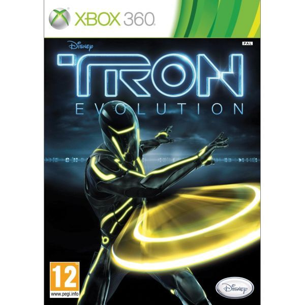 Disney Tron Evolution Xbox 360