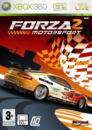 Forza Motorsport 2 CZ Xbox 360