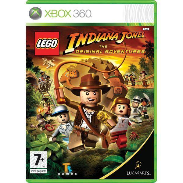 LEGO Indiana Jones The Original Adventures Xbox 360