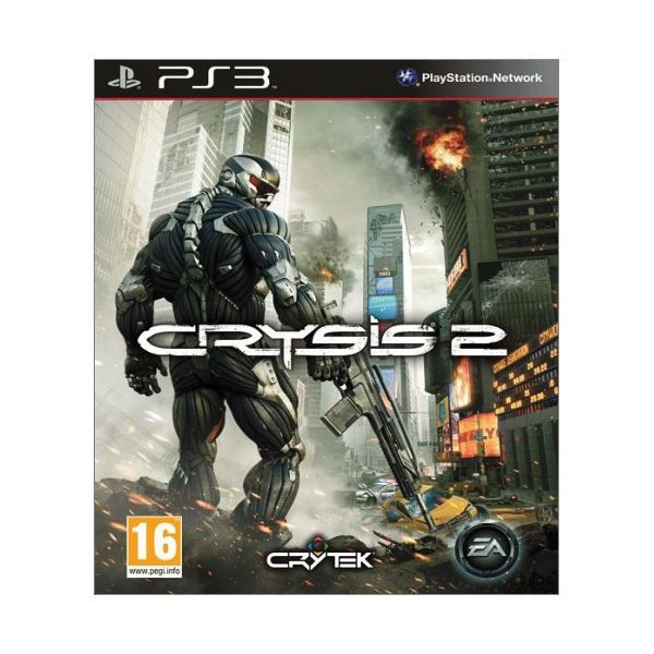 Crysis 2 CZ Limited Edition PS3