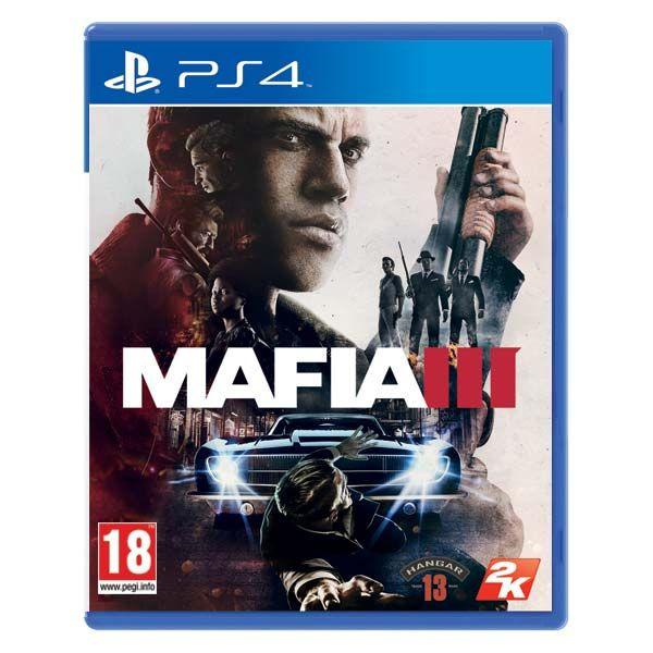 Mafia 3 CZ PS4