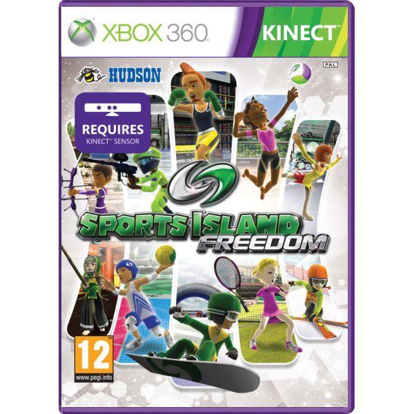 Sports Island Freedom Xbox 360