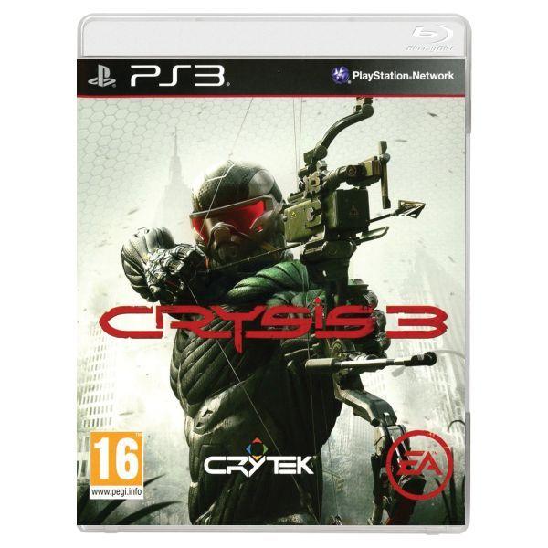 Crysis 3 CZ PS3