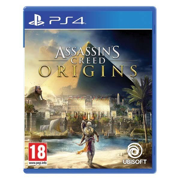 Assassins Creed Origins CZ PS4