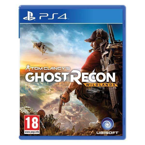 Tom Clancys Ghost Recon Wildlands CZ PS4
