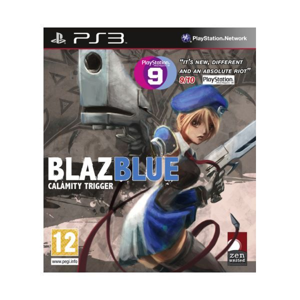 BlazBlue Calamity Trigger PS3