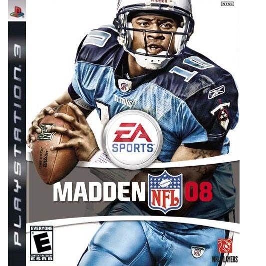 Madden NFL 08 PS3