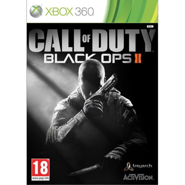 Call of Duty Black Ops 2 NJ Xbox 360
