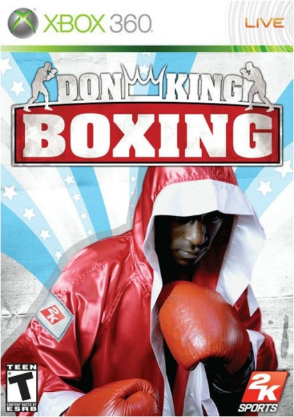 Don King Boxing Xbox 360