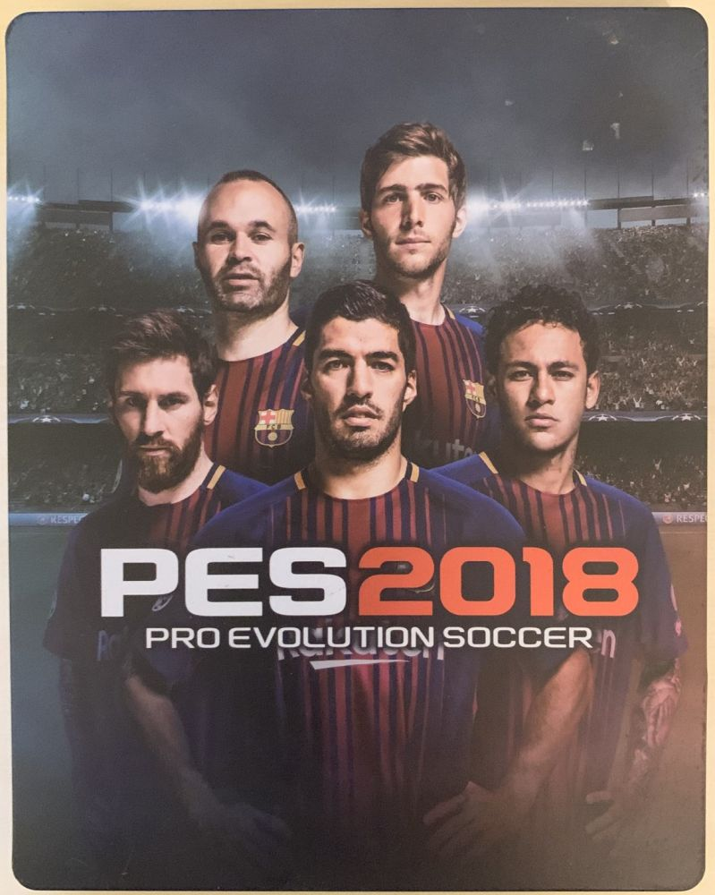 PES 2018 Pro Evolution Soccer Special Edition Xbox One