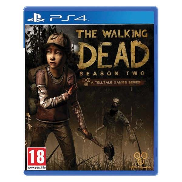 The Walking Dead Season Two A Telltale Games Series PS4