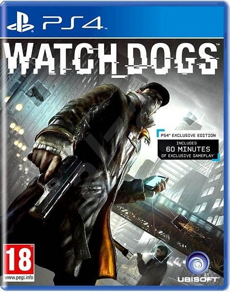 Watch Dogs CZ PS4