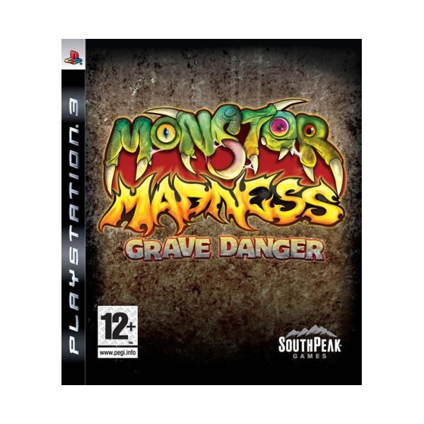 Monster Madness: Grave Danger PS3