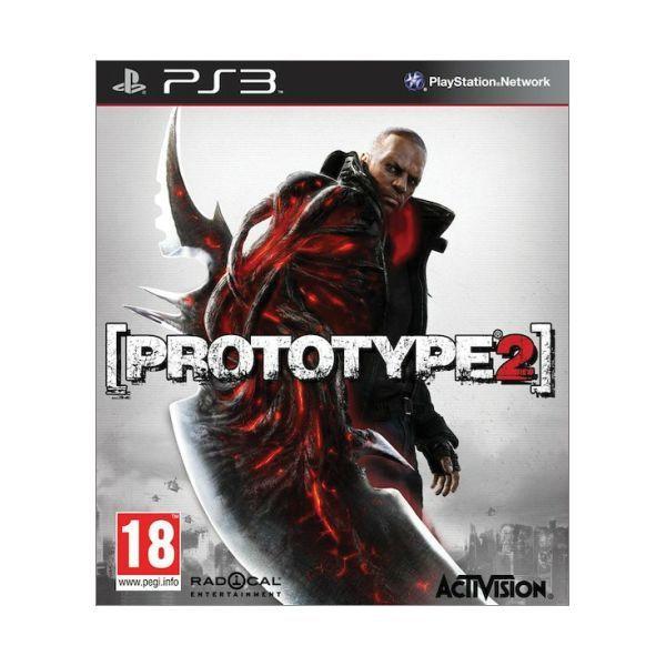 Prototype 2 PS3