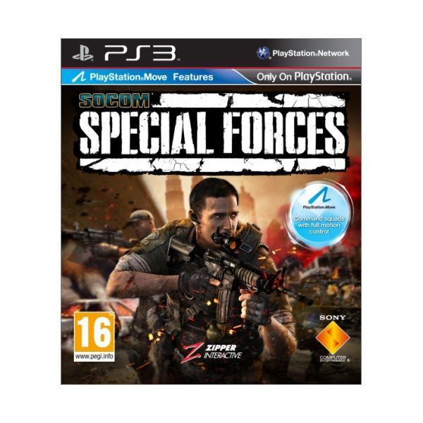SOCOM: Special Forces PS3