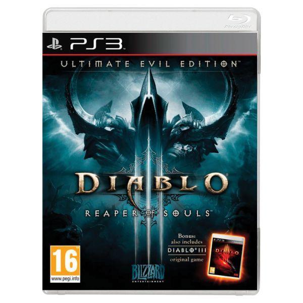 Diablo 3 Reaper of Souls (Ultimate Evil Edition) PS3
