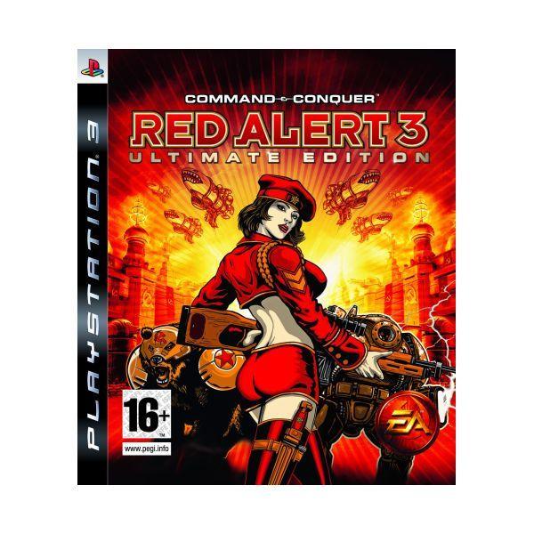 Command & Conquer Red Alert 3 NJ PS3