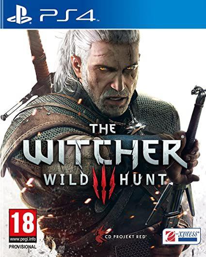 Zaklínač 3 Divoký hon PS4